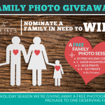 Family in Need Photo Giveaway