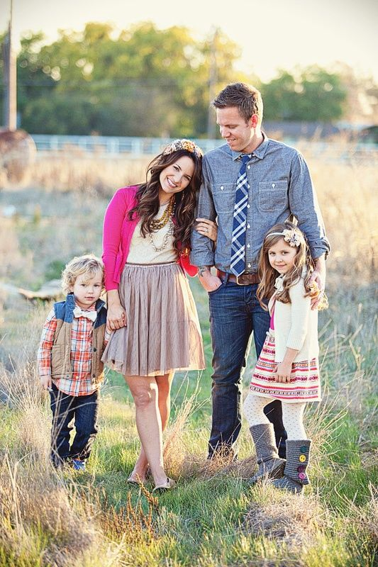 wear layers for family photos