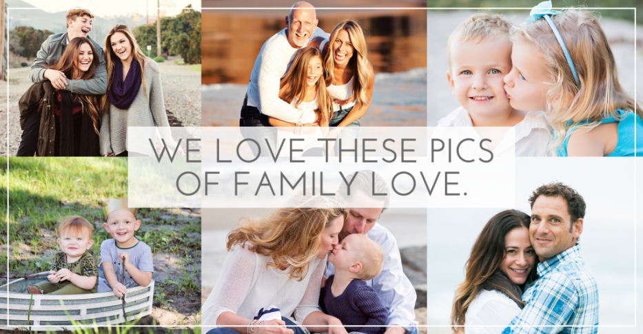Family love photography Orange County