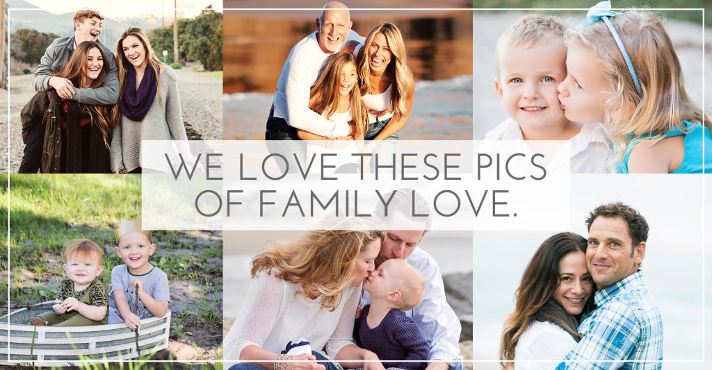 Family love photography Orange County