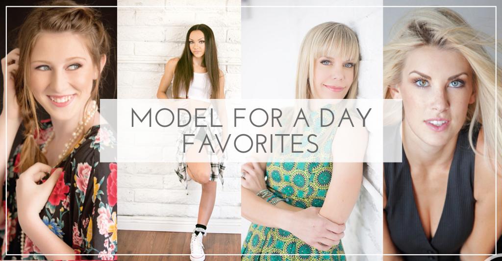 model-for-day-favorites