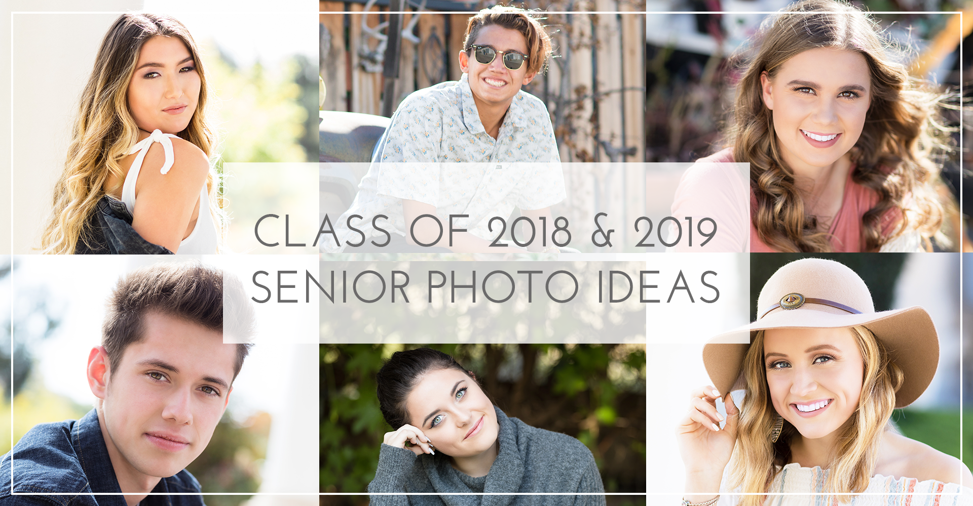 high school senior photos 2018 2019 Orange County